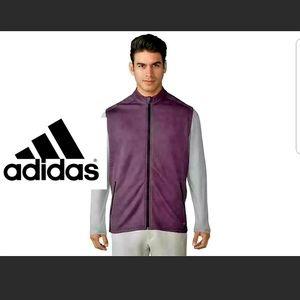 NWT Adidas ClimaHeat Hybrid Zip Vest Size Medium